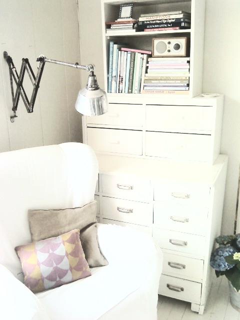 My comfort zone where I blog