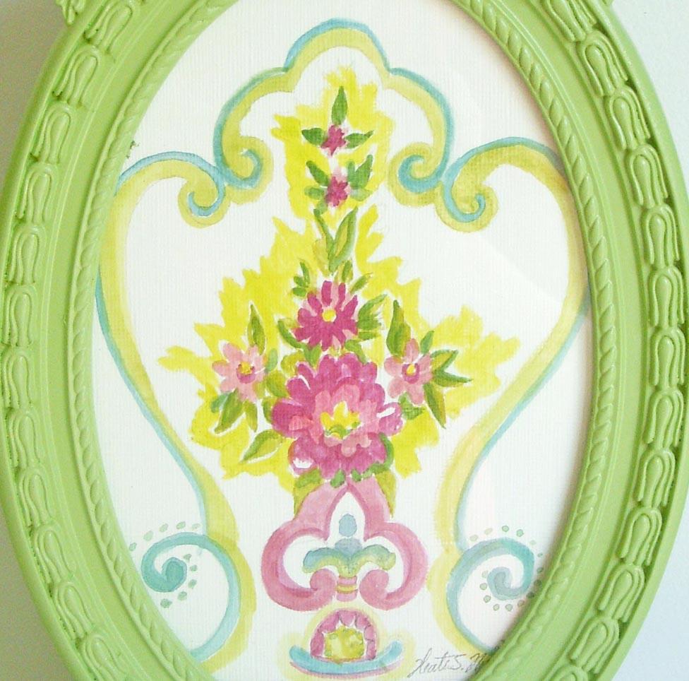 Gswatercolorgreen
