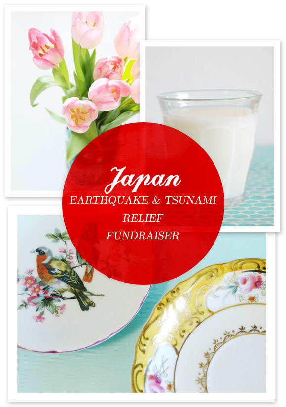 Japanearthquakefundraiser